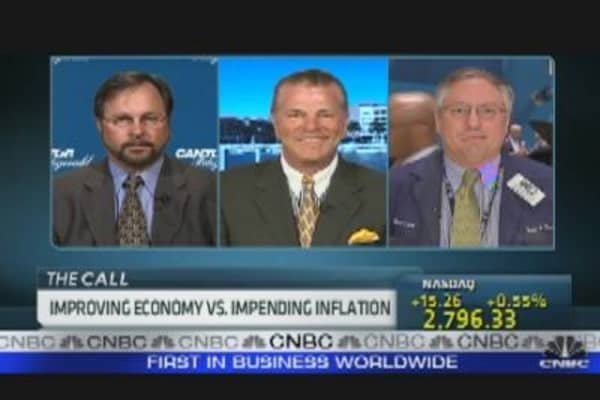 Improving Economy vs. Impending Inflation