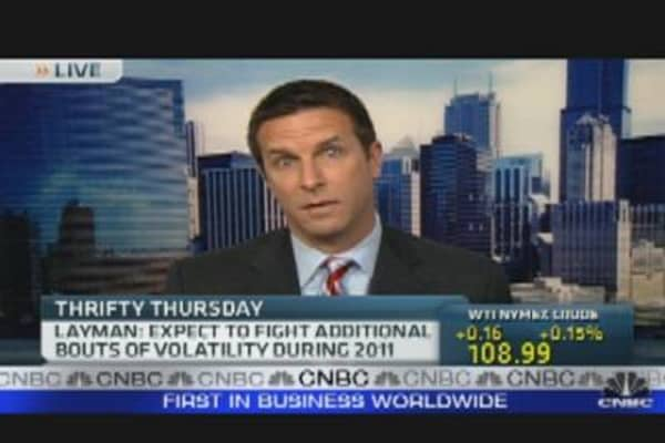 Markets: Thrifty Thursday