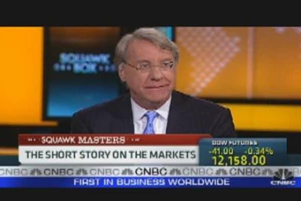 Chanos' Short Market Story