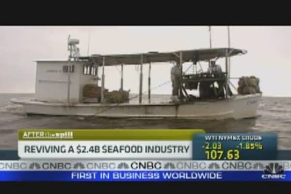 Reviving a $2.4B Seafood Industry