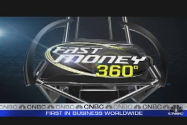 Fast Money 360: Intel