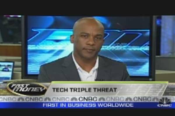 Tech Triple Threat