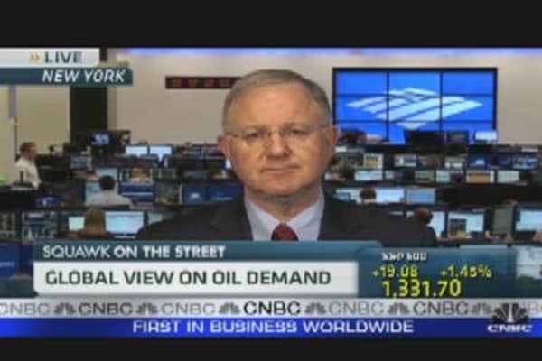 Global View on Oil Demand
