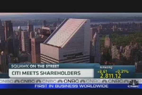 Citi Meets Shareholders