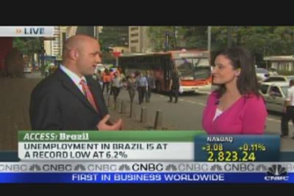 Brazil:  A Fast Growing Economy