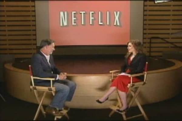 The Future of Netflix