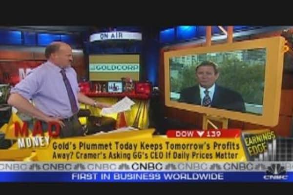 Raising the Gold Bar?