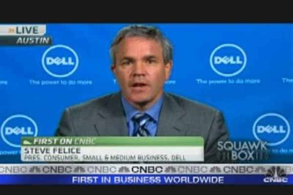 Dell Quarterly Results