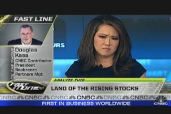 Bullish on Japan Stocks: Kass