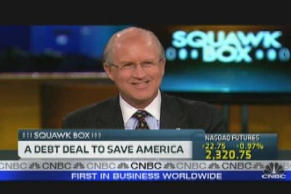 A Debt Deal to Save America