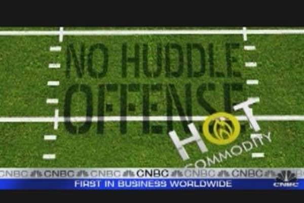 No Huddle Offense: Nat Gas