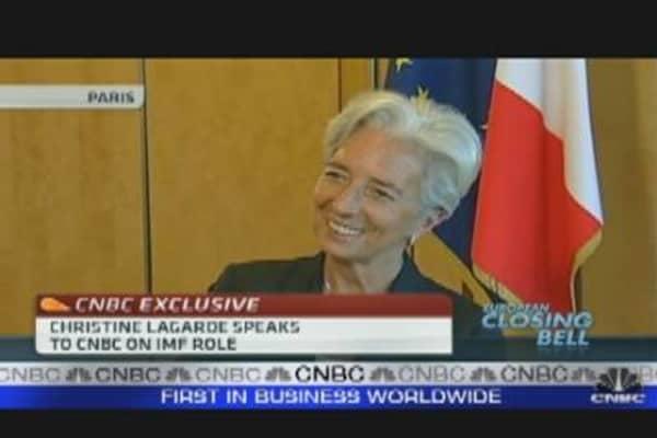 Greece Must Deliver: Lagarde