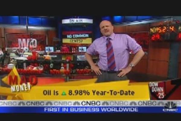Cramer's Market Sense