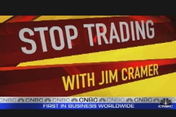 Stop Trading: Cramer Sounds Off On Einhorn