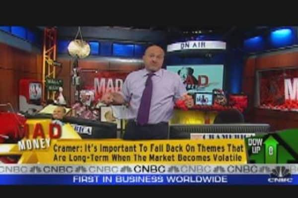 Jim Cramer Talks Health