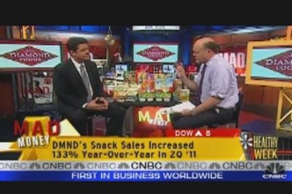 Cramer's Snack Food Pick: DMND