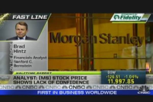 Morgan Stanley: Worth More Dead or Alive?