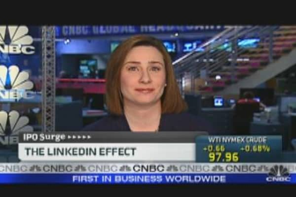 The LinkedIn Effect