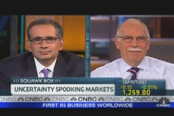Uncertainty Spooking Markets
