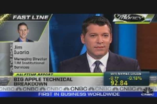 Apple Turns Sour
