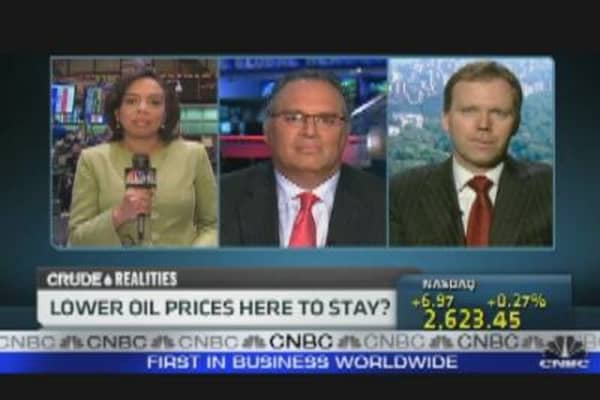 Lower Oil Prices Here to Stay?