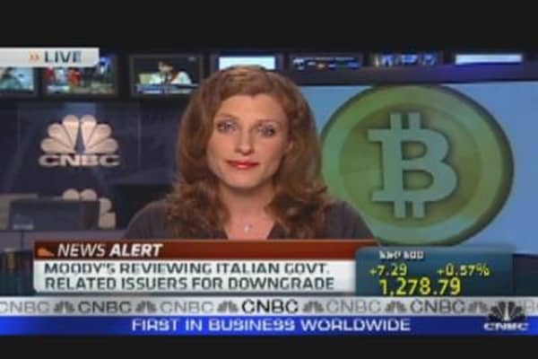 Online Currency Bitcoin Gets Hacked