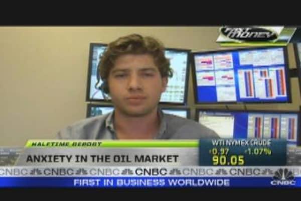 Oil's Long-Term Outlook