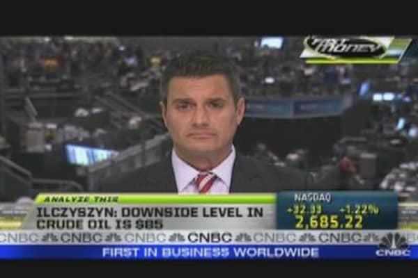 Oil/Gold Breakdown and Stocks That Pop