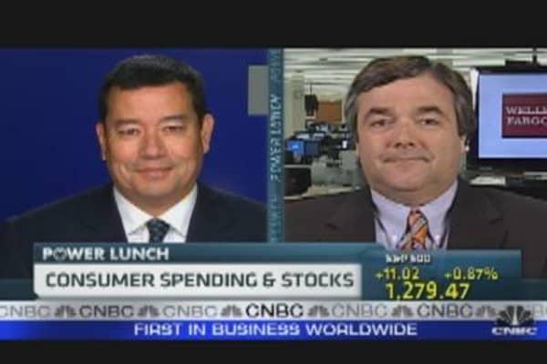 Consumer Spending & Stocks