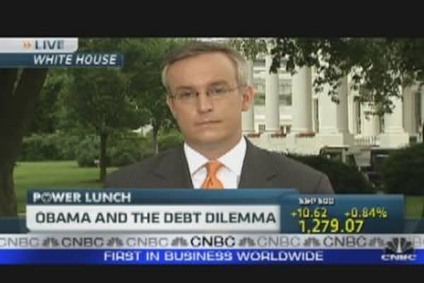 Obama and the Debt Dilemma