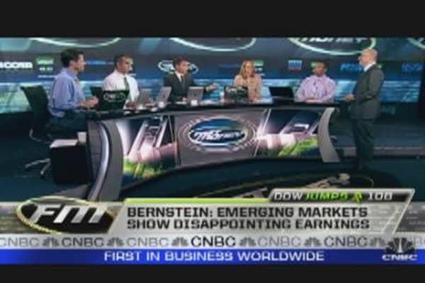 Emerging Markets vs. USA