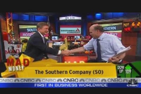 Cramer Talks Southern Company