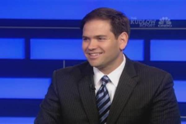 Senator Marco Rubio (R-FL)