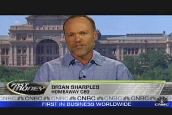 Homeaway CEO Talks IPO
