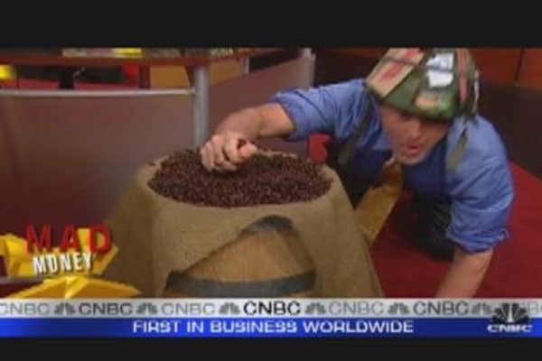 Cramer's Coffee Play: CBOE