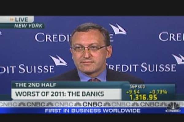 Banks On a Turnaround?