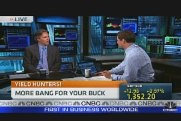 Yield Hunters: 3 Bonds on a Mission