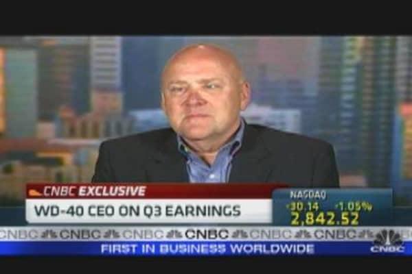 WD-40 CEO
