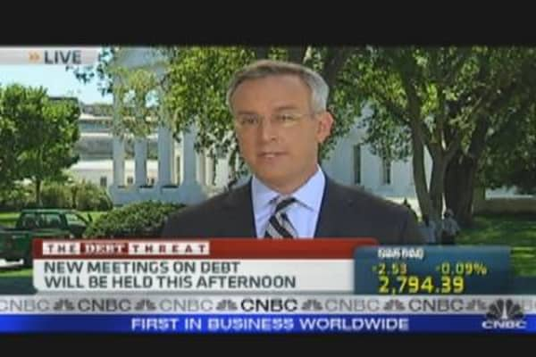 Debt Ceiling Talks