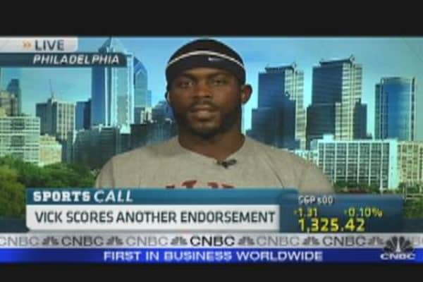Mike Vick's Endorsement & NFL Dispute