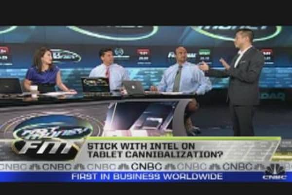 Word on the Street: INTC