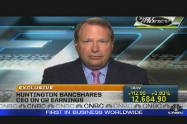 Call to the Floor: Huntington Bancshares CEO