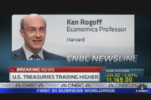 Rogoff: Downgrade Was Generous