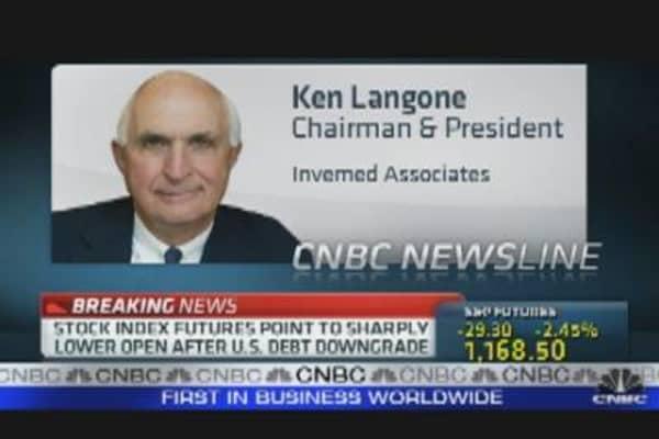 Langone Sounds Off on Debt & Bank Regulation