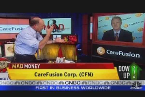 CFN CEO Talks Stock Growth
