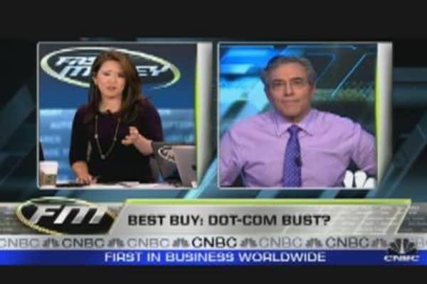 Best Buy: Dot-Com Bust?
