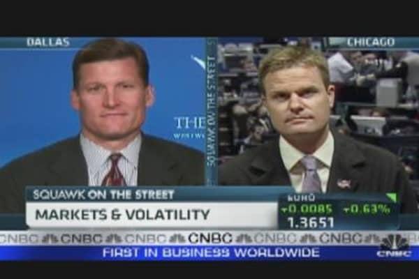 Markets & Volatility