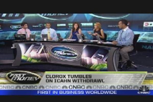 Clorox Tumbles