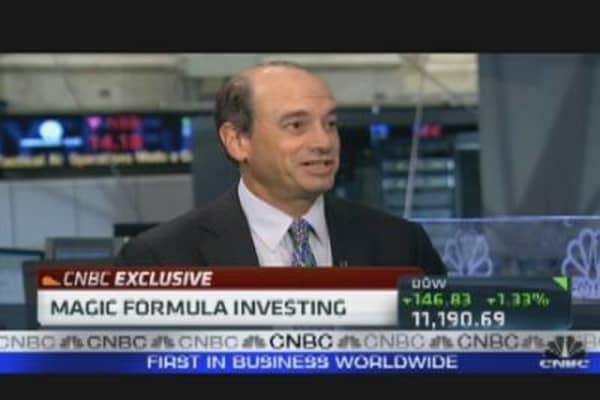 Magic Formula Investing