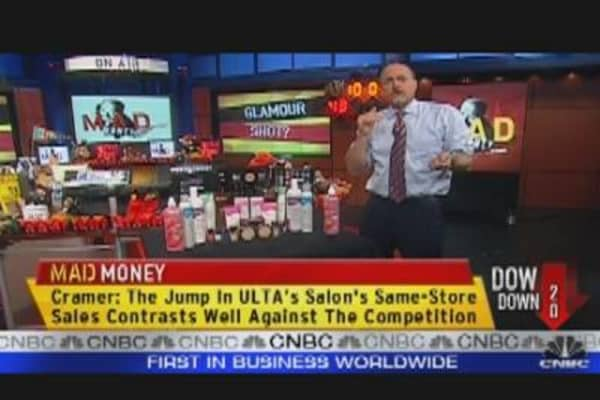Cramer's Beauty Call on ULTA